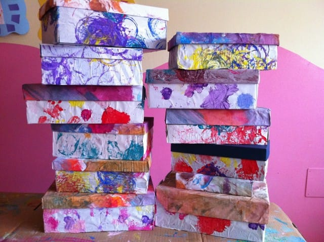 Riciclo creativo: tante idee per non sprecare le vecchie scatole delle scarpe   Foto
