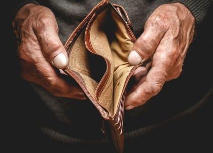 la povertà oggi