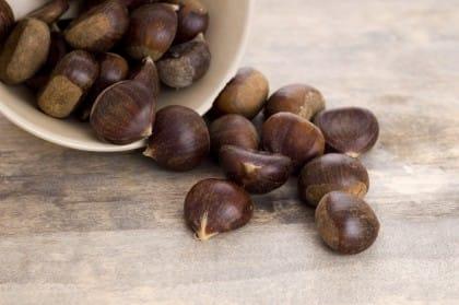 Proprietà benefiche delle castagne