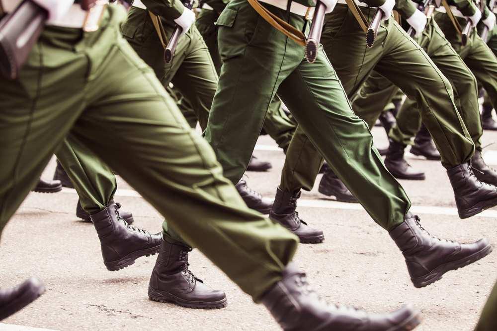 sprechi forze armate
