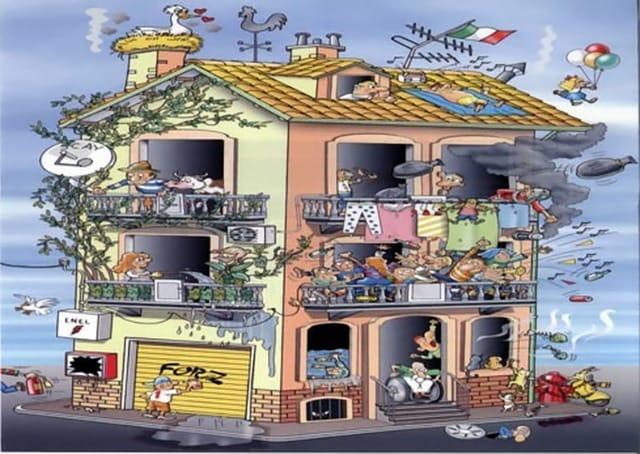 Risparmio energetico puoi staccarti dal condominio anche for Regole di condominio