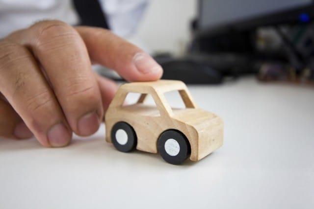 Conosciuto Giocattoli in legno fai da te per bambini - Non sprecare VT69