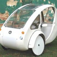 Il futuro della mobilità sostenibile in città è una city car elettrica a energia solare