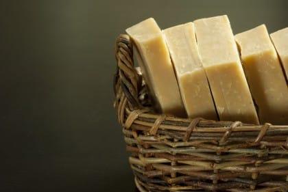 vantaggi del sapone solido