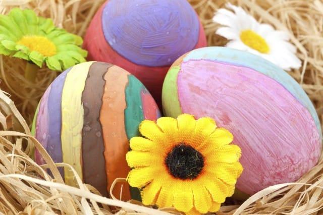 Come fare uovo di pasqua in casa non solo di cioccolata - Uova di pasqua in casa ...