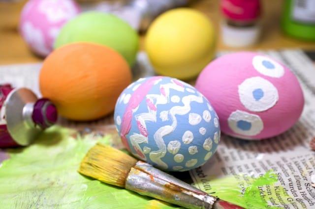 come fare uovo di pasqua in casa non solo di cioccolata - non sprecare - Uova Di Pasqua Fai Da Te Carta