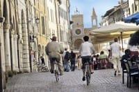 Bici da riciclare? A Pordenone ci pensano i disabili e le persone svantaggiate (foto)