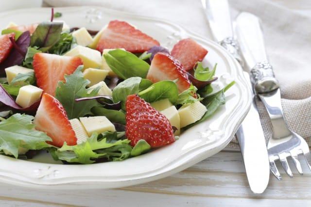 La dieta della primavera: come mangiare sano e combattere la stanchezza