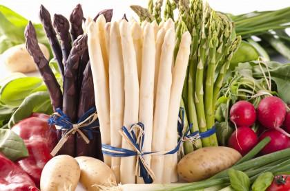 Effetti benefici degli asparagi