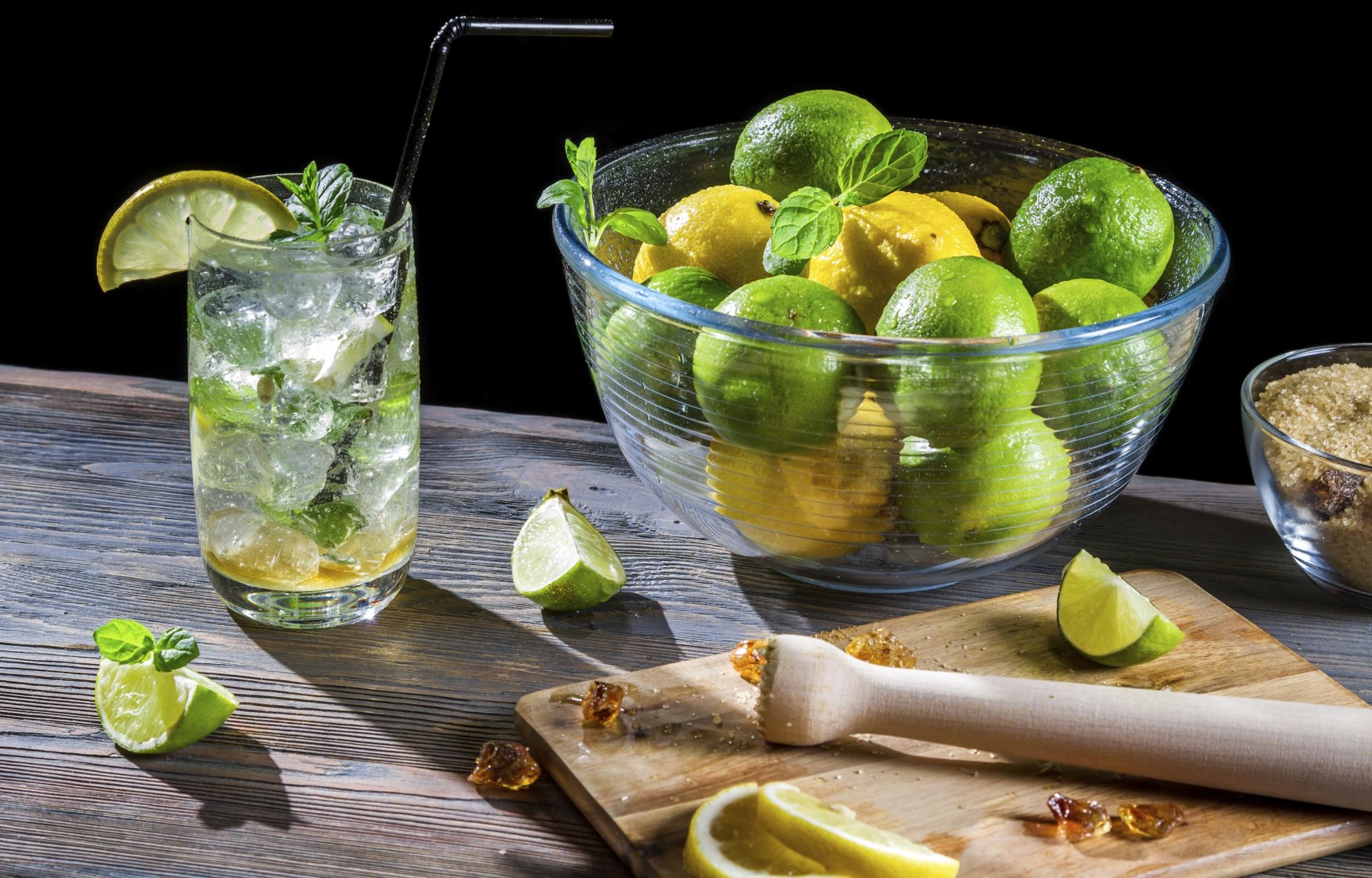 Cocktail alla frutta fai da te