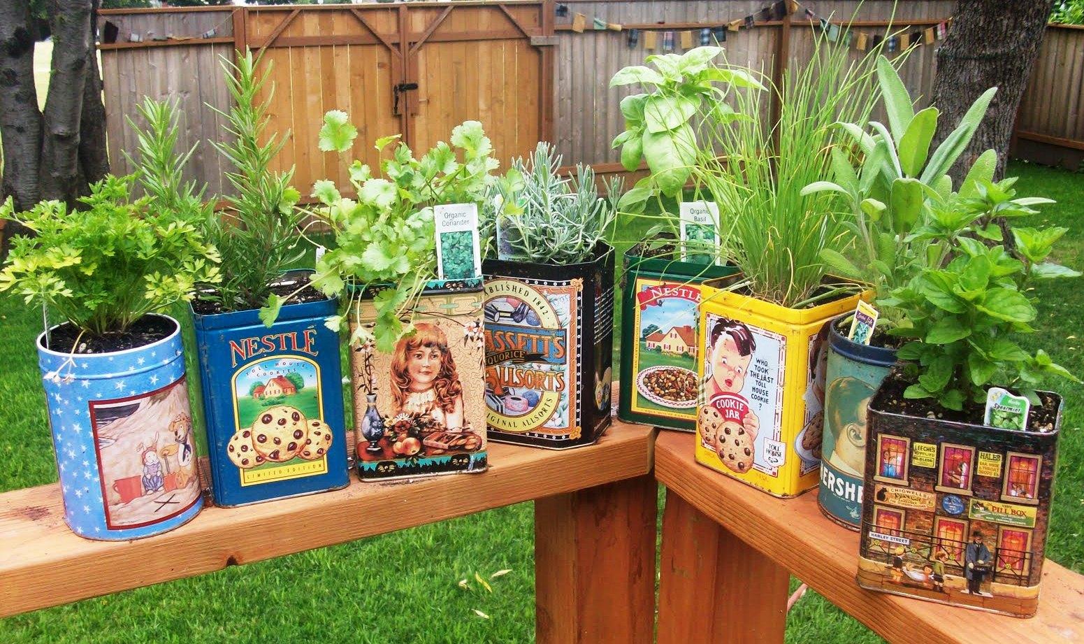 Come decorare il giardino fai da te riciclo e low cost for Per il giardino