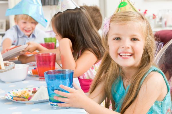 Come organizzare una festa di compleanno per bambini in casa