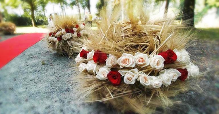 Decorazioni Buffet Laurea: Decorazioni e composizioni floreali per ...