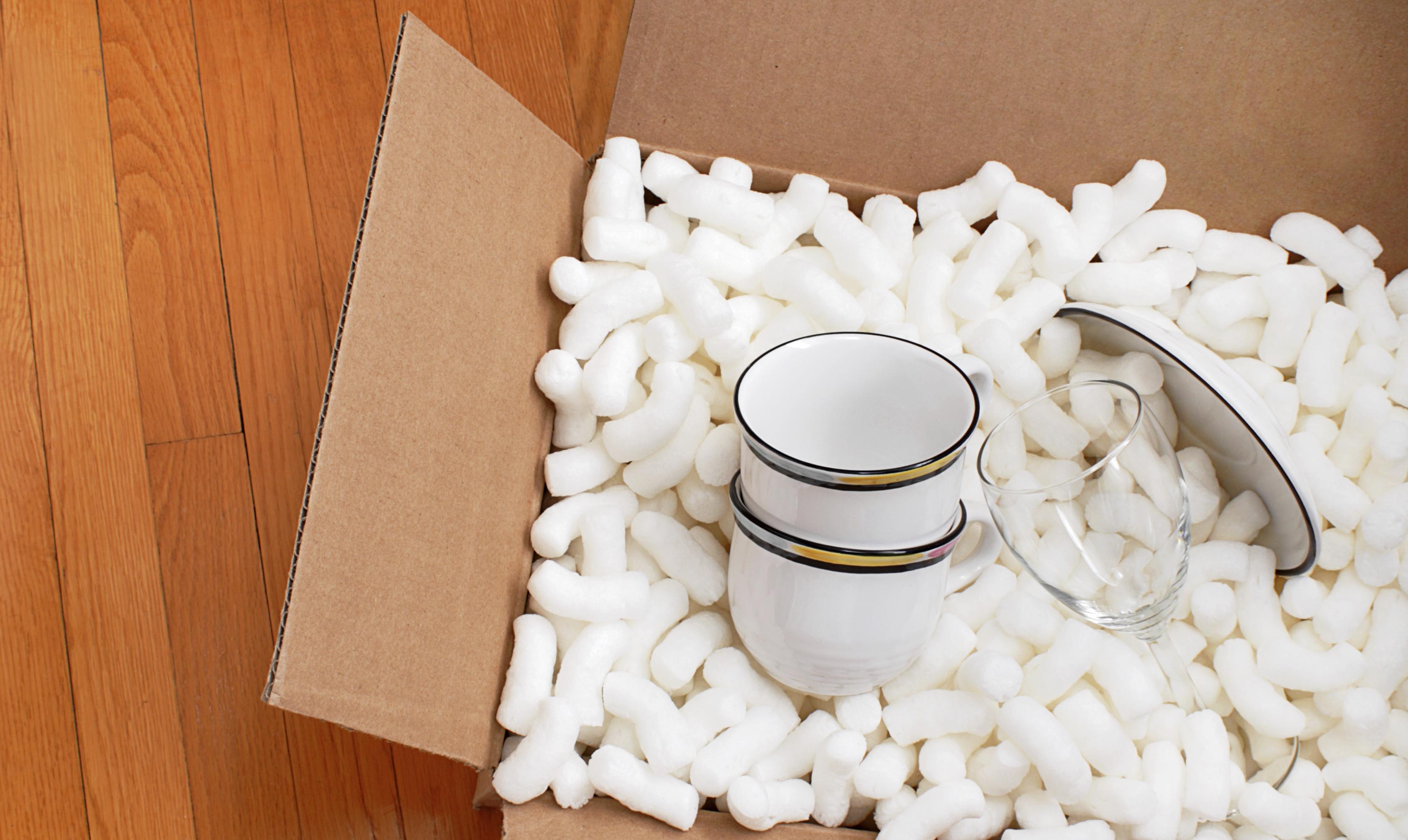 Riciclo creativo polistirolo non sprecare - Idee per riciclare ...