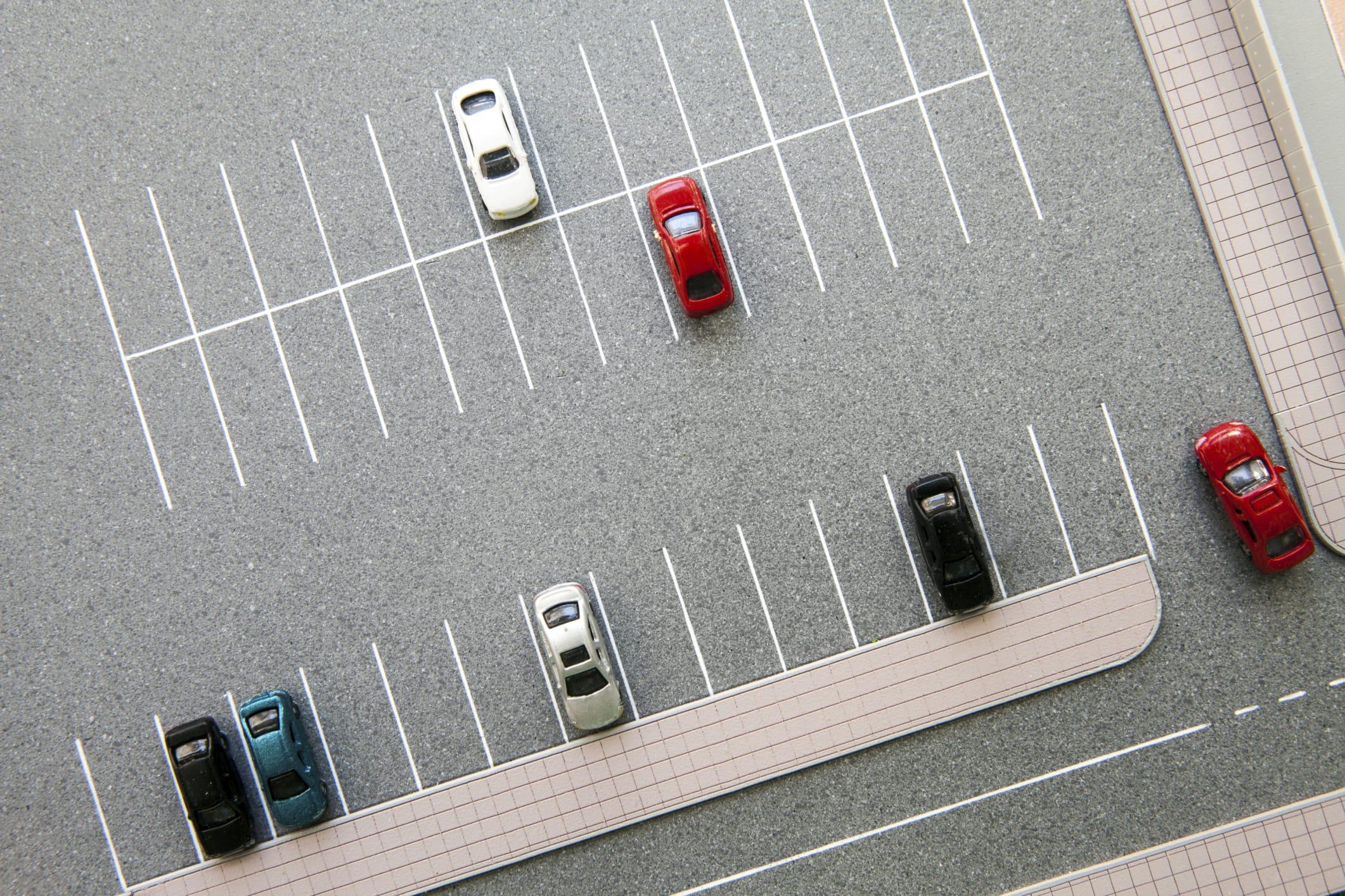 App per trovare parcheggio: Crafty Parking