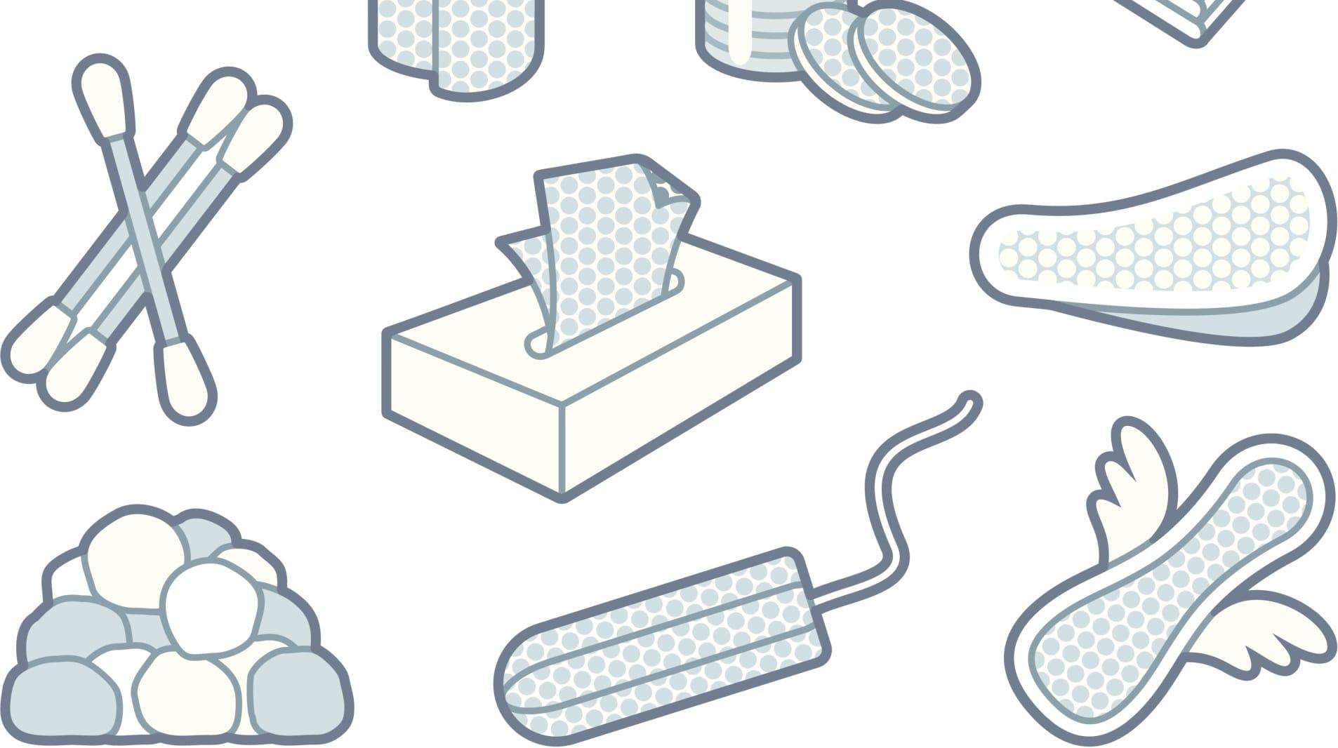 Assorbenti biodegradabili: dove comprarli online