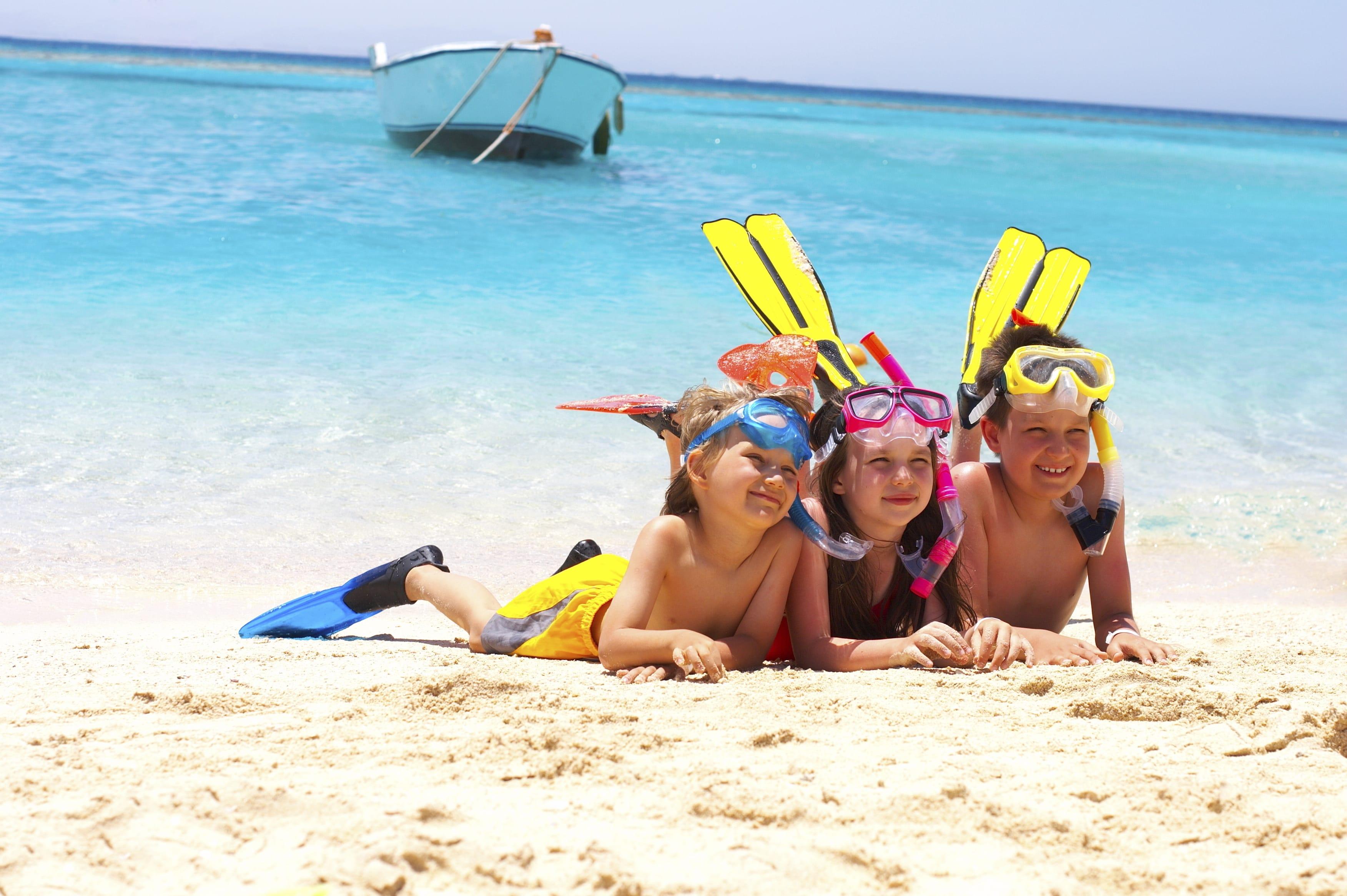 Bambini E Bagno Al Mare Come Divertirsi In Tutta Sicurezza Non Sprecare