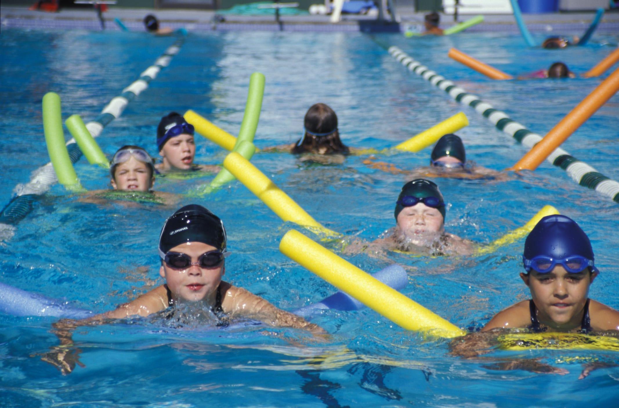 Tutti I Benefici Del Nuoto Per I Bambini Non Sprecare