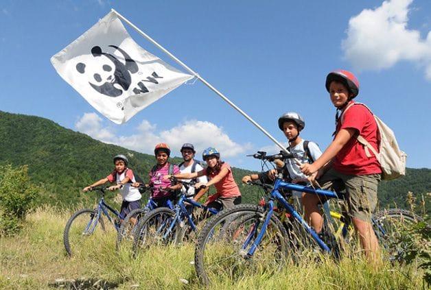 Centri estivi per bambini nelle Oasi del Wwf