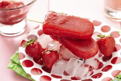La ricetta per preparare in casa i ghiaccioli di frutta per la merenda dei bambini