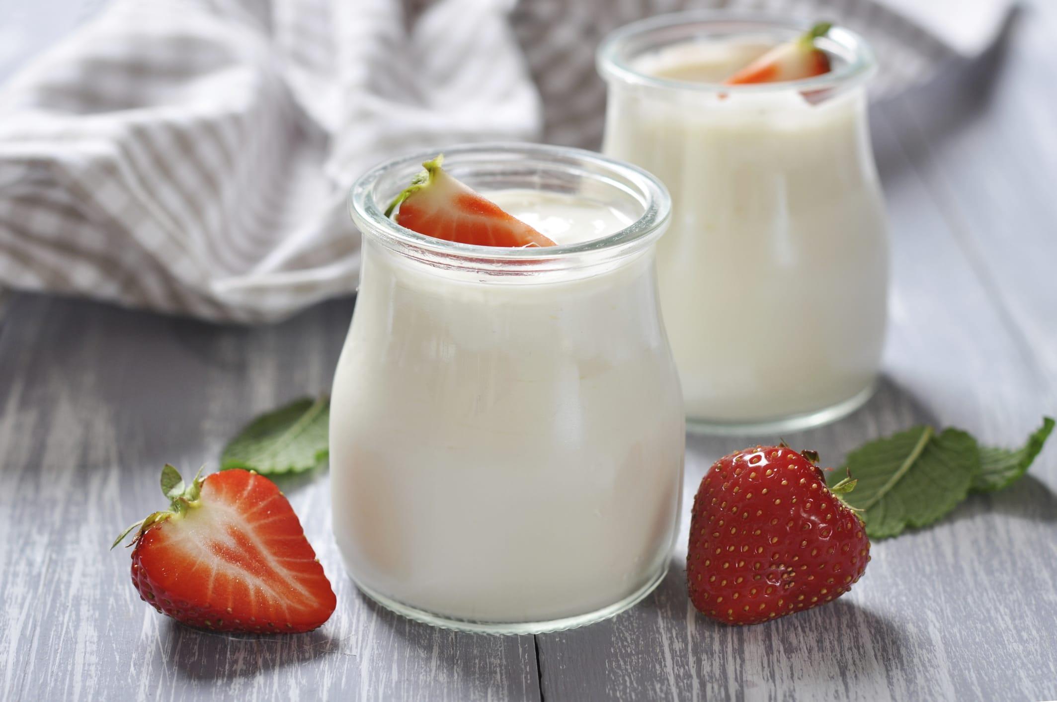 ricetta yogurt di soia
