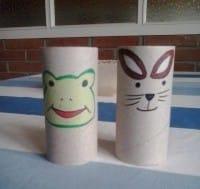 come riciclare i rotoli di carta igienica