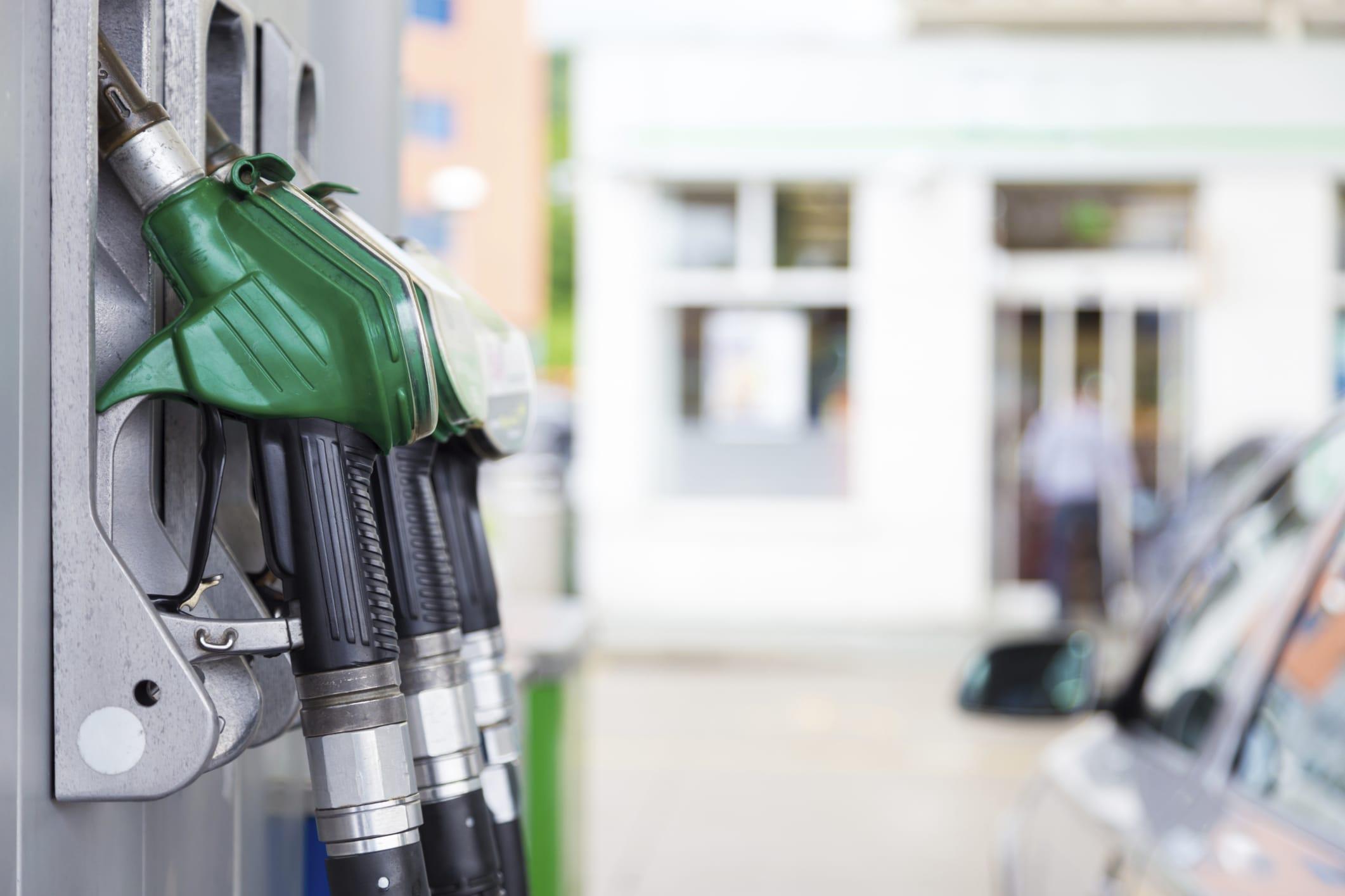 pompe bianche benzina