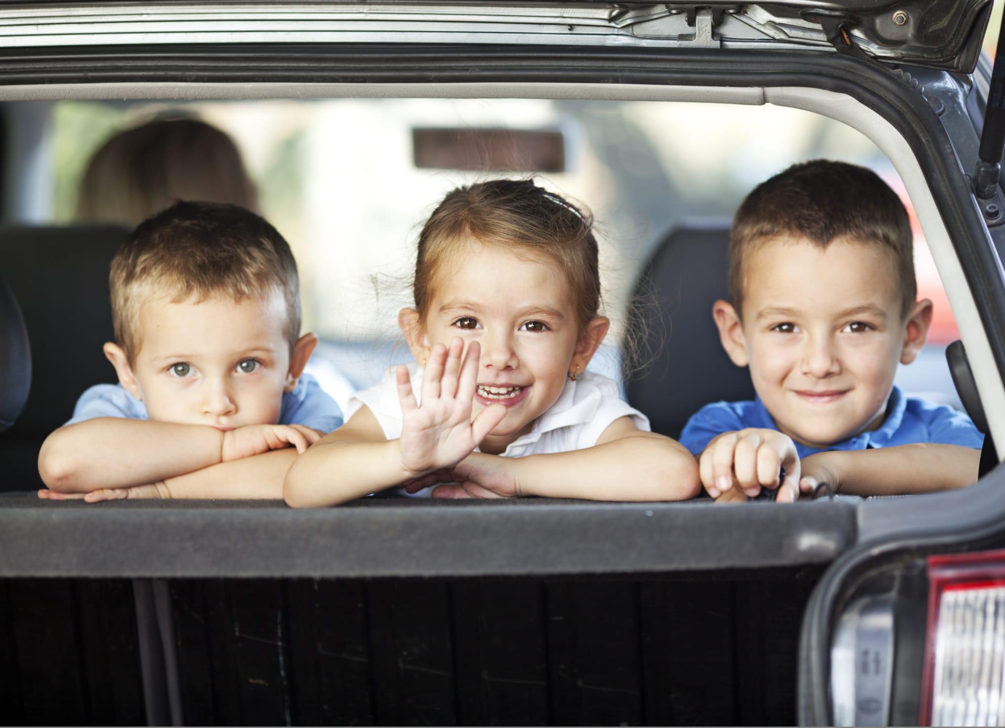 Tutti i consigli per non fare annoiare i bambini durante il viaggio