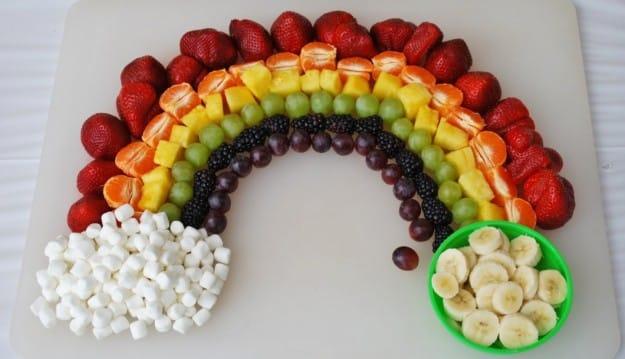 Come presentare la frutta