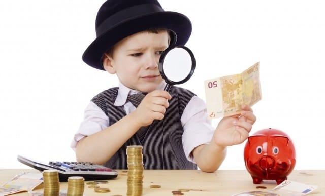 Educare i bambini al valore dei soldi, anche attraverso un racconto e qualche favola