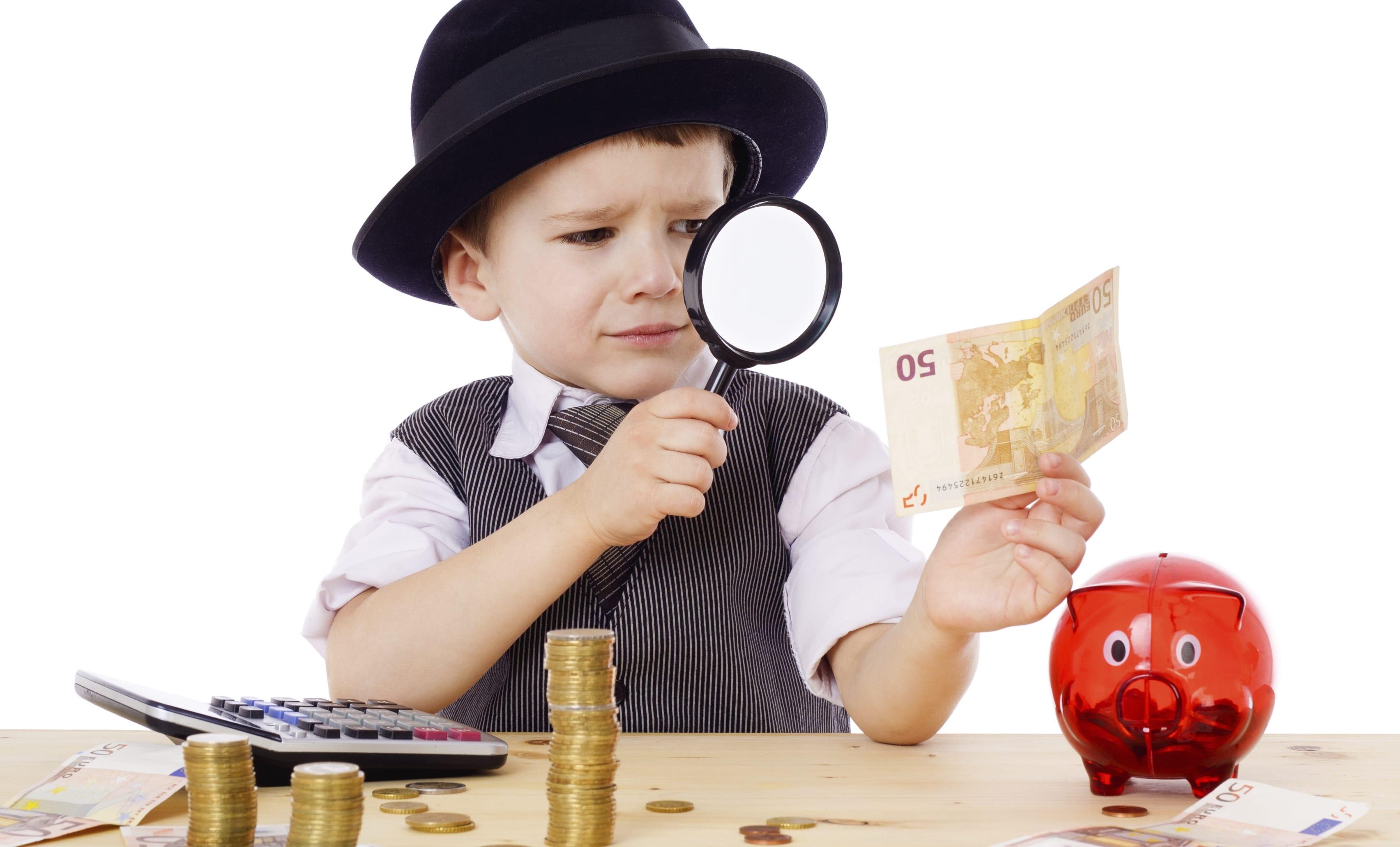 Come insegnare il valore dei soldi ai bambini, anche attraverso un racconto