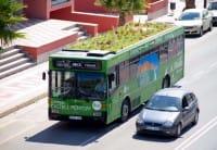 Phyto Kinetic: l'autobus con il tetto verde