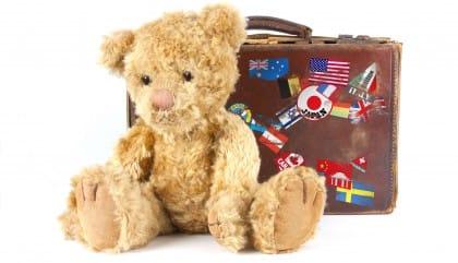 Valigia dei bambini: come organizzarla prima di partire per le vacanze