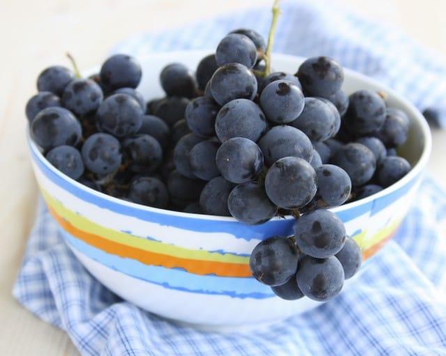 Tutti i benefici dell'uva per la salute ed il benessere