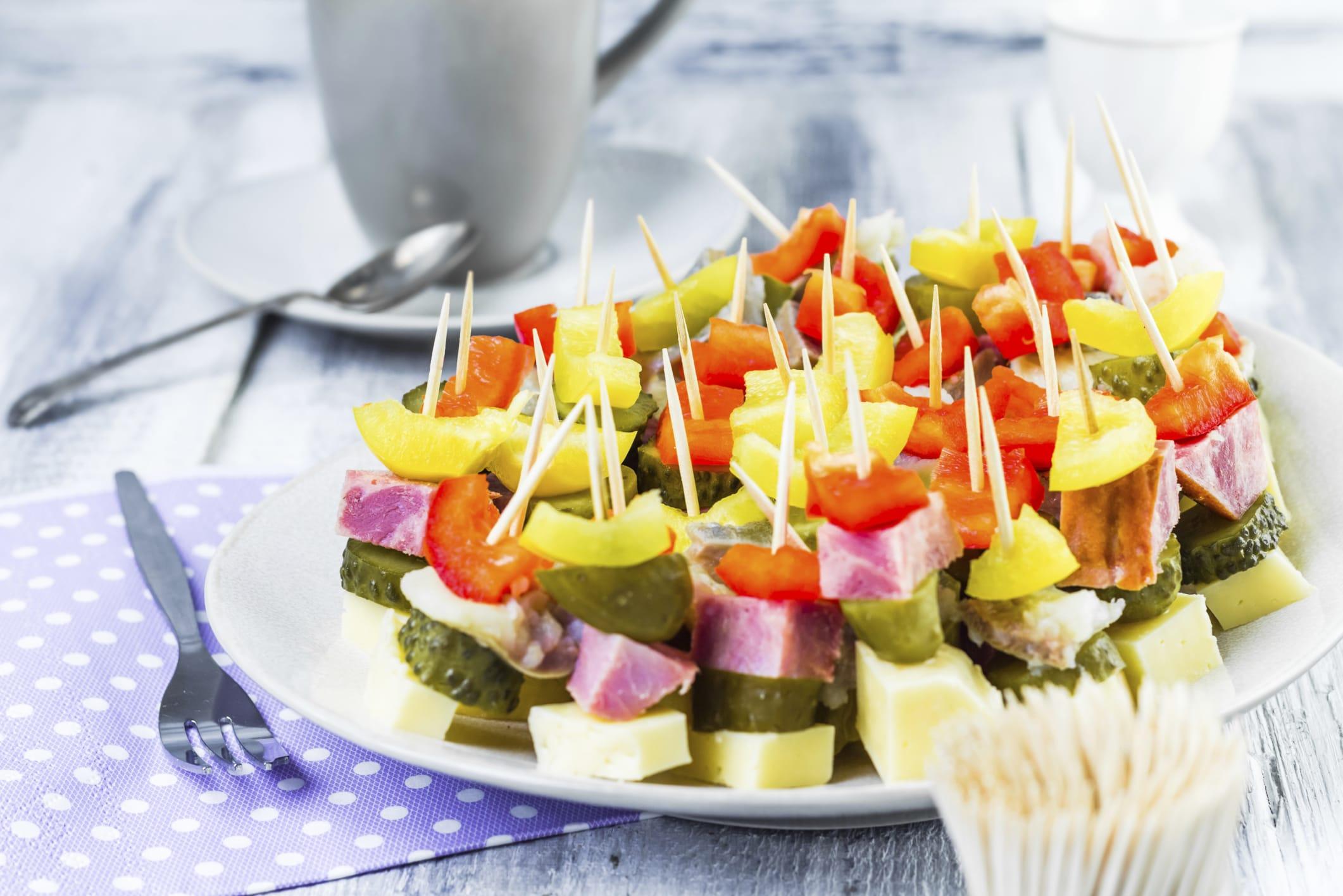 Come organizzare un aperitivo in casa non sprecare for Organizzare il giardino di casa