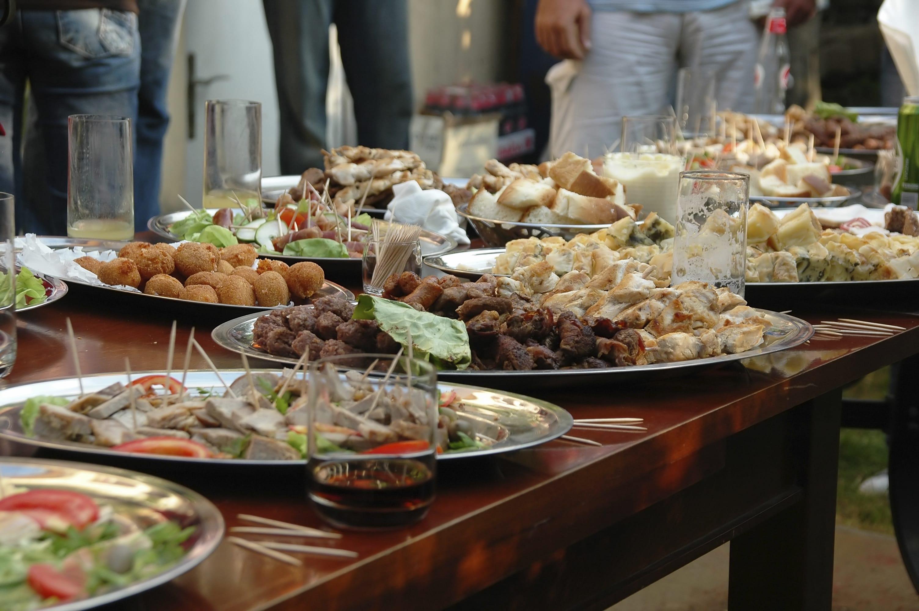 Molto Come organizzare un aperitivo in casa - Non sprecare KD59