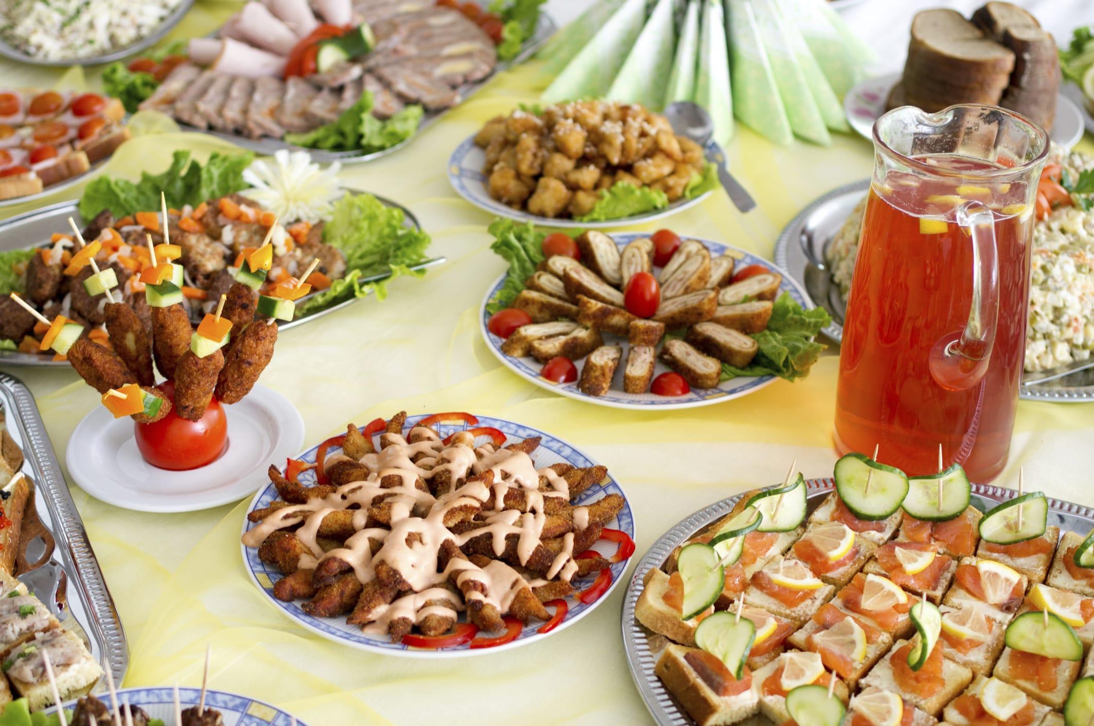 Come organizzare un aperitivo in casa non sprecare - Apericena cosa cucinare ...