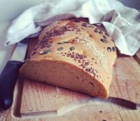 Pane integrale ai semi misti: la ricetta