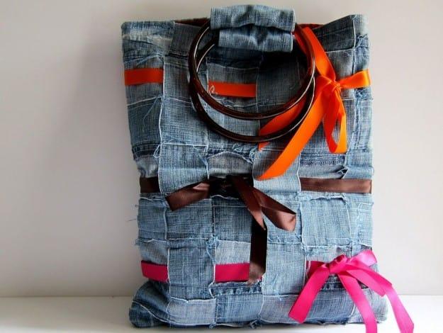 Vaqueros reciclaje creativo: muchos consejos útiles