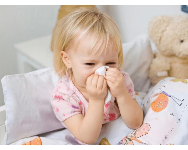 Bambini e influenza, come evitare il rischio ricadute