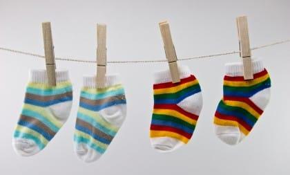Come lavare il bucato dei neonati in maniera igienica ed ecologica
