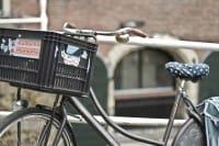 Cestino per la bici