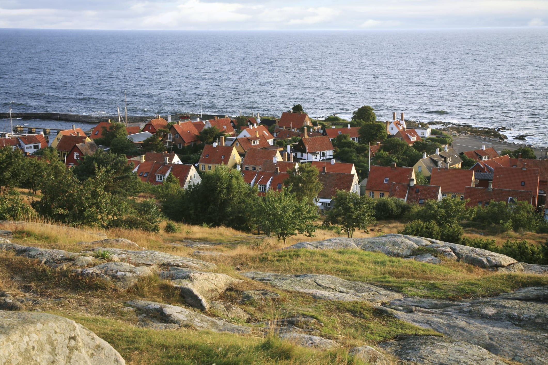 Ecogrid: Bornholm, l'isola che non spreca energia