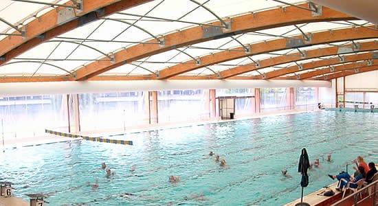 Piscine risparmio energetico l 39 esempio di roma non sprecare for Centro sportivo le piscine