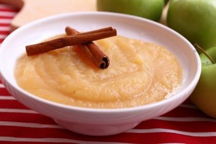 ricetta salsa di mele