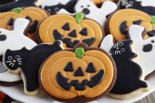 Biscotti originali per halloween