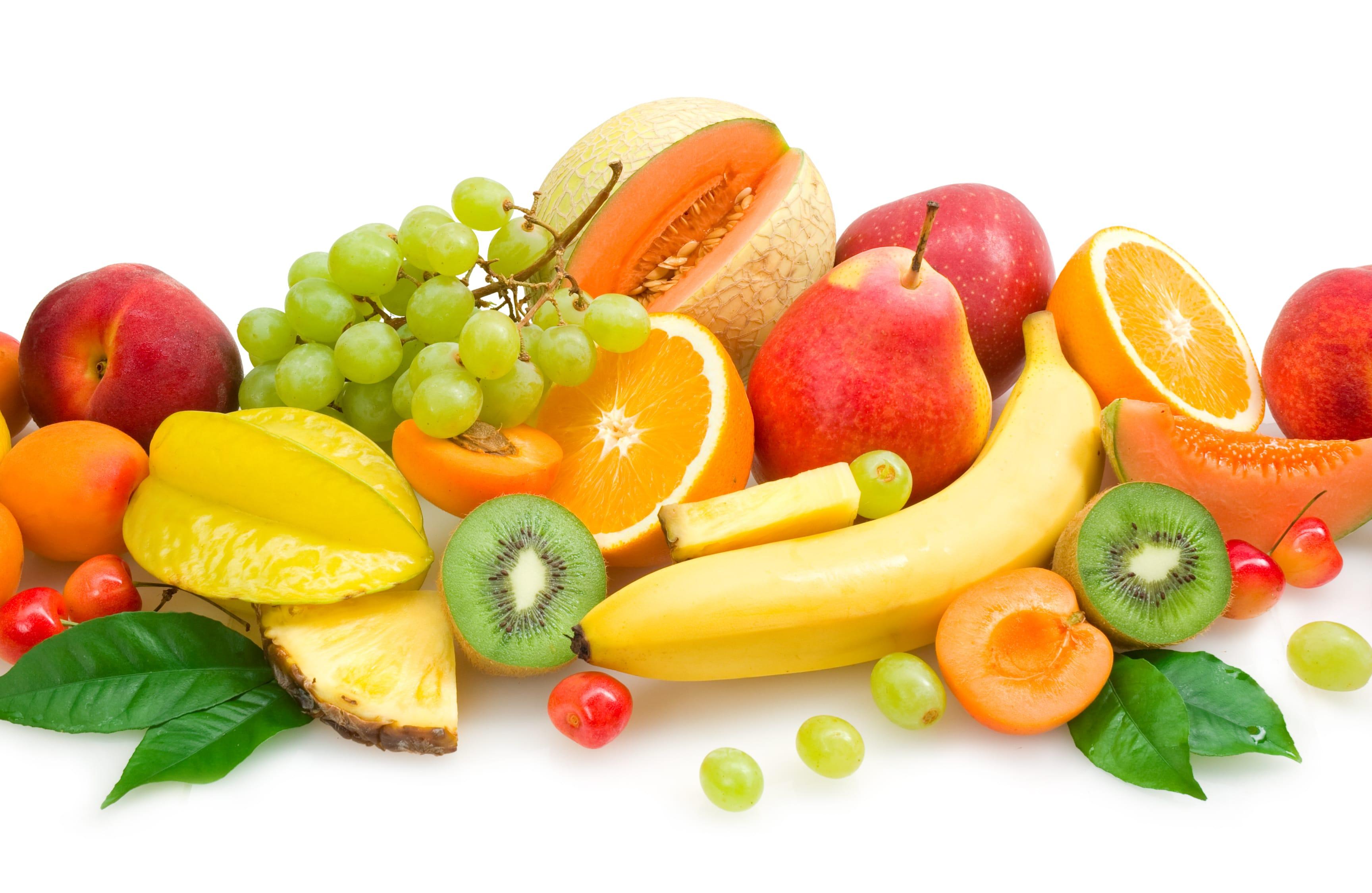 Propriet frutta e verdura in base al colore non sprecare - Immagine del mouse a colori ...
