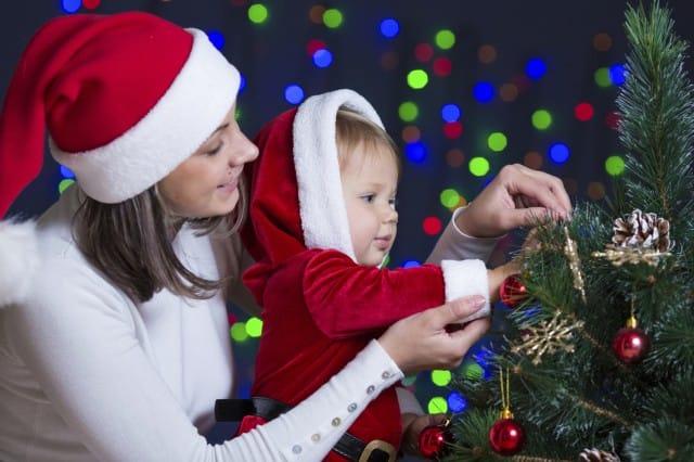 Come realizzare palline di natale fai da te foto non sprecare - Decorazioni natalizie per bambini fai da te ...