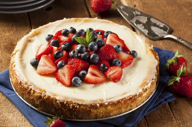 Cheesecake: la ricetta vegana con tofu e yogurt di soia