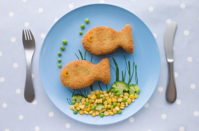 Ricetta polpette di pesce per bambini non sprecare for Ricette bambini